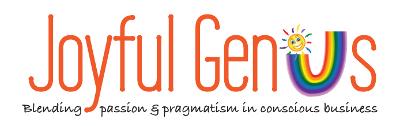 Joyful Genius Logo