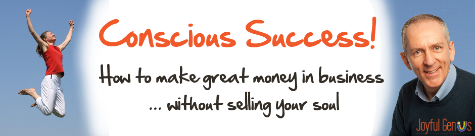Conscious Success Banner